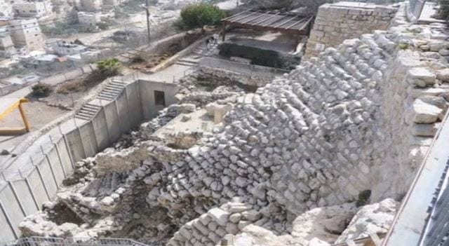 Excavation Uncovers Ancient Jerusalem Quarry - Breaking