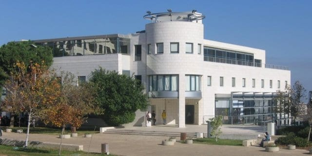 The Technion (Photo: Beny Shlevich, Wiki Commons)