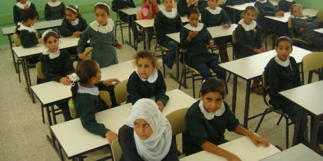 Hamas against Christian schools