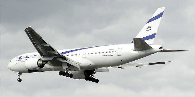 Historic First: El Al to fly first Commercial Flight from Israel Direct to UAE