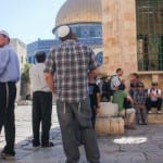 Arab Member of Knesset Claims 'There is No Temple Mount'