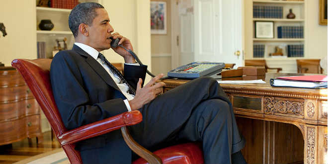 Obama Calls Netanyahu In Attempt To Abate Anger Over Iran Deal