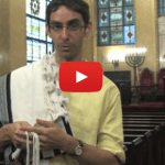 How to Wear a Tallit