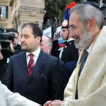 Jewish Community of Azerbaijan Welcomes Pope Francis With Open Arms