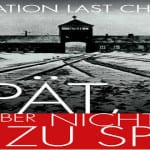 New Initiative Launched To Bring Former Nazis To Justice