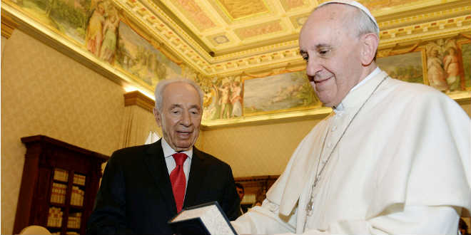 Rabbi: The Pope Says Has 'Total' Commitment To Jewish People