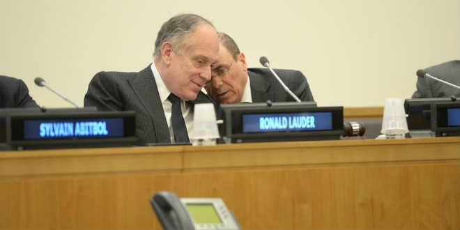 UN Conference Calls for Attention to Jewish Refugees from Arab Lands