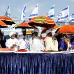 Thousands of Ethiopians Flock to Jerusalem To Celebrate Return to Israel