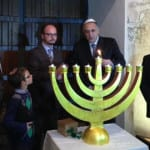 Israel Returns Celebrates Hanukkah in Inquisition Prison