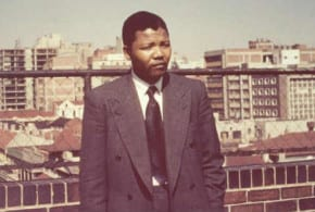 Nelson Mandela and Zionism