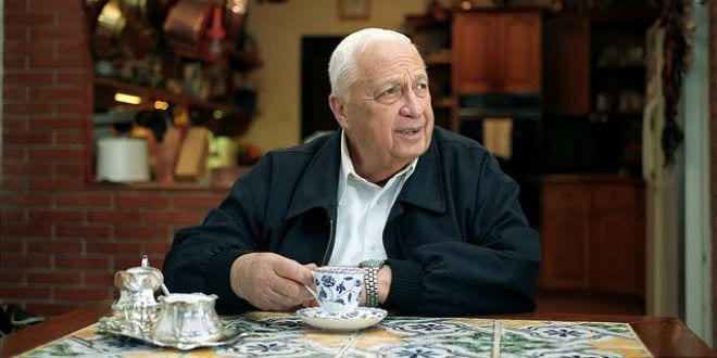 Israel's eleventh prime minister Ariel Sharon passed away at the age of 85. (Photo: Facebook)