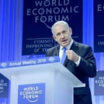 Netanyahu Keeps the Sabbath Holy in Davos