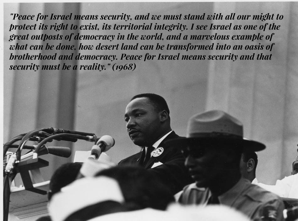 What was Martin Luther the king of?