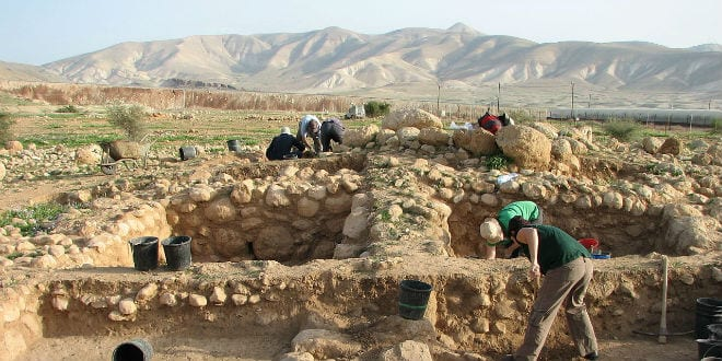 hebron  controversial archaeological dig to resume