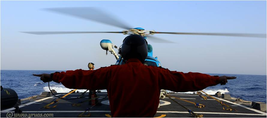Israel's Navy search and rescue. (Photo:Yissachar Ruas/ Tazpit News Agency)