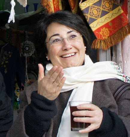 Israeli Arab MK Haneen Zoabi was ejected from a Knesset meeting for suggesting that an Israeli Christian leader deserved to be attacked. (Photo: Wiki Commons)