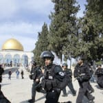 Jordanian Officials Arrested on Temple Mount After Attacking Jewish Visitors [VIDEO]