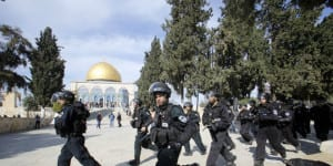 Temple Mount Riots
