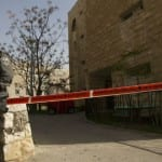 Attempted Terror Attack Suspected in Jerusalem