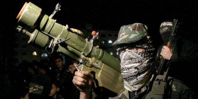 Hamas Commander Accidentally Blows Himself Up
