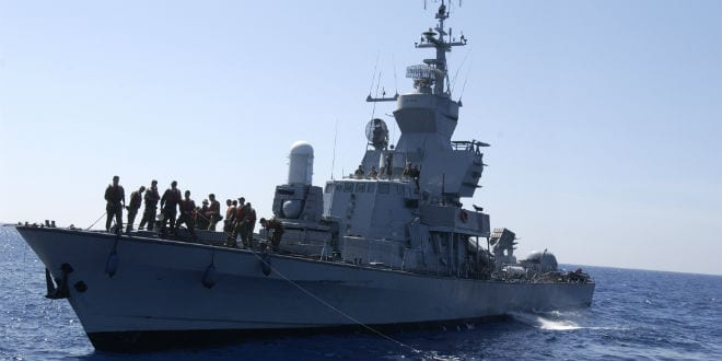 IDF Commandos Raid Ship Off Coast of Sudan