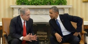 Netanyahu Stands Up to Obama's Pressure