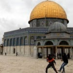 Police Again Ban Jews from Temple Mount Amid Palestinian Riots