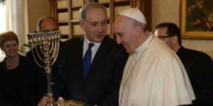 Pope Francis Comes to Israel
