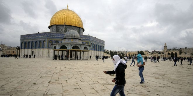 Top Hamas Official: Israel Planning to Build Third Temple