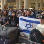Israel Returns, ICEJ Bring Ukrainian Jews in Danger to Israel