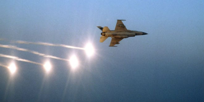 Syria Retaliates Against Israeli Airstrikes as Tensions Escalate