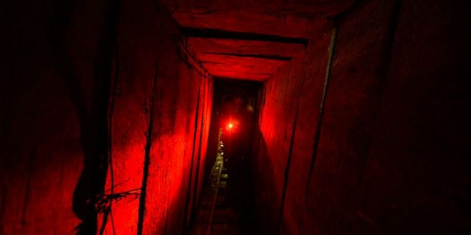 A new tunnel detection system built by an Israeli defense firm will be deployed along the border with Gaza to detect terror tunnels being built by Gaza terrorists.