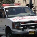 Israel's Blood and Ambulance Services Unwavering in Their Mission