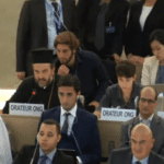 "Israeli-Arab Priest to UN: ""Israel Only Place Where Christians in Middle East Are Safe"""