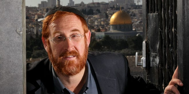 Rabbi Yehuda Glick was shot by an Islamic JIhad terrorist in an attempted assassination attempt on Wednesday evening, October 29, 2014. (Photo: Yossi Zamir/Flash90)