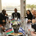 Israeli and Kenyan Parliaments Sign Cooperation Agreement