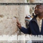 Possible Republican Presidential Candidate Ben Carson: US Bond With Israel Must Be 'Strengthened'