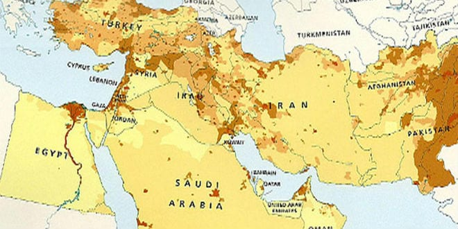 Israel Wiped Off the Map...Literally - Breaking Israel News