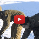 Golani Soldiers Train in the Hermon