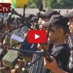 Thousands of Gaza Youth Train at Hamas Military Wing Camp
