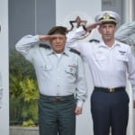 Gadi Eizenkot Takes Command of IDF During 'Tense and Challenging Period'