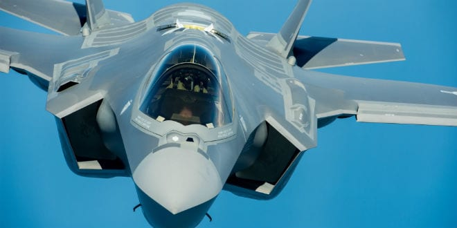 Israel will purchase an additional fourteen F-35 fighter jets from the US. (Photo: US Department of Defense)