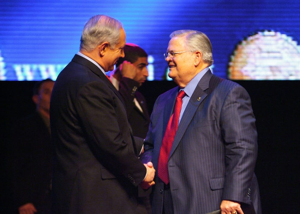 """Pastor Hagee """"Thrilled"""" to see Sudan make Peace with Israel"""