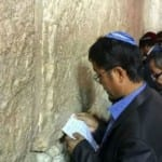 2,700 Years in the Making, Members of Lost Tribe of Menashe Visit Western Wall for First Time (PHOTOS)