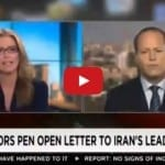 CNN's Costello to Jerusalem Mayor: Isn't Netanyahu 'Being Used' By Republicans?