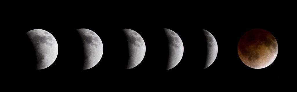 Friday's Solar Eclipse Linked to Fateful 1492 Blood Moon