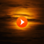 Understanding the Unprecedented Confluence of a Total Solar Eclipse with Blood Moons