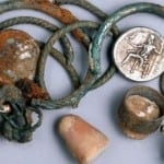 Spelunkers in Israel Discover 2,300-Year-Old Cache of Silver Treasure [PHOTOS]