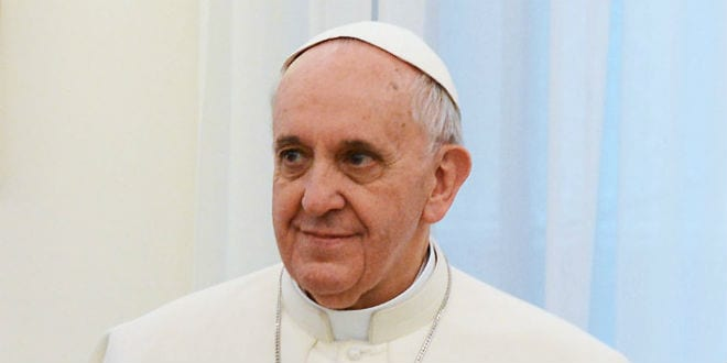 Pope Francis (Photo: Casa Rosada, Wikki Commons)