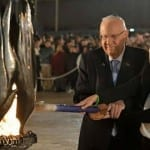 """President Rivlin: Israel's Fallen Soldiers """"Laid Down their Lives for Us to Live"""""""